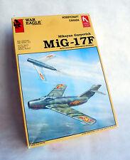War Eagle/Hobbycraft 1:48 ● Mikoyan Guryevich MiG-17F ● Scale model kit 1/48