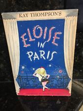 Thompson, Kay; Knight, Hilary   ELOISE IN PARIS  1st Edition First Printing