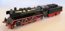 GFN E360 Fleischmann Spur 0 BR 99221 gr.Dampflok m.Tender Blech-Eisenbahn 50er