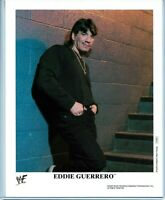 WWE EDDIE GUERRERO P-607 OFFICIAL LICENSED ORIGINAL AUTHENTIC 8X10 PROMO PHOTO