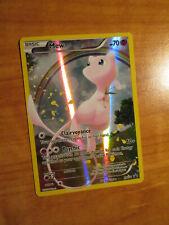 NM FULL ART Pokemon Mythical MEW Card BLACK STAR PROMO XY110 Collection Box Rare