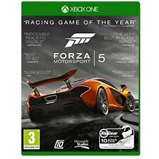 Forza Motorsport 5 Game Of The Year Edition (GOTY) XBOX ONE BRAND NEW SEALED