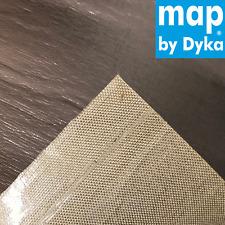25x50 cm Hitzeschutzfolie Alu Hitzeschutzmatte Auspuff Schutz  0,5 mm 700°C