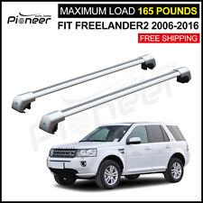 Aluminium Roof Rack Rail Cross Bar Fit for Land Rover Freelander 2 LR2 2006-2016