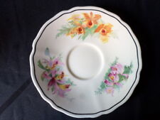 Royal Doulton. Orchid. Tea Cup Saucer. D5215. Made In England.