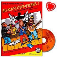 Blockflötenfieber 1 - Schule für Sopranblockflöte, CD - SY2890 - 9783938809471
