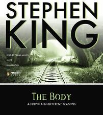 The Body by Stephen King (2009, CD, Unabridged)