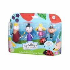 Ben and Holly 5-figure Pack Styles May Vary 05279 698887554824