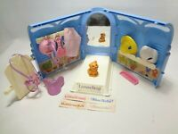 Rare Vintage G1 My Little Pony Mail Order PRETTY PARLOR Play set