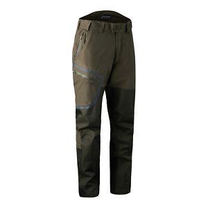 Deerhunter Cumberland Trousers w. Hitena Waterproof Hunting shooting RRP £189.99