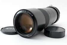 NIKON MICRO-NIKKOR 200mm f/4 Ai-S excellent from japan #017