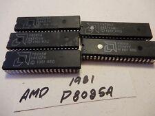 AMDl P8085A CPU Qty 5 1981 BGX