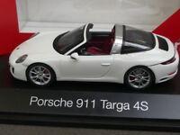 1/43 Herpa Porsche 911 Targa 4S weiß 071123