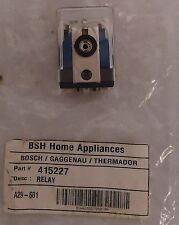 New Genuine Bosch Range Oven Stove Relay Timer 00415227