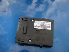 RENAULT SCENIC 2011 CARD READER