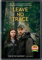 Leave No Trace DVD NEW