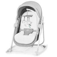 Kinderkraft Baby Bouncer 5in1 UNIMO 2020 Infant Rocker Swinger Chair Crib Gray