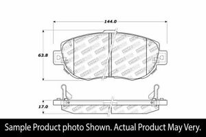 StopTech Street Brake Pads Front for Lexus IS300 01-05 Toyota Supra 93-98 2JZ-GE