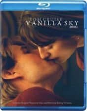 Blu Ray VANILLA SKY  with alternate ending. Tom Cruise. UK compatible. New.