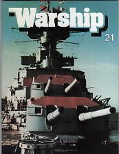 Warship Quarterly No 21 (Conway 1982 1st)