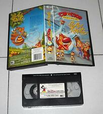 Vhs CIP & CIOP AGENTI SPECIALI Le api rapite Walt Disney  OTTIMO 1990