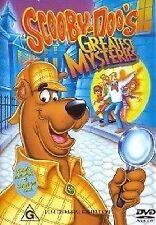 Scooby Doo's Greatest Mysteries (DVD, 2004)