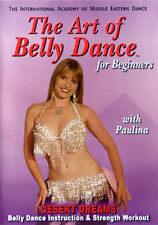 Learn How to Belly Dance - Belly Dance for Beginners DVD Video