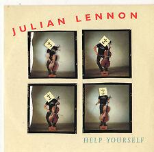 """Julian Lennon - Help Yourself 7"""" Single 1991"""