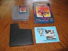 Gun.Smoke NES Complete CIB Nintendo NES, Game, Manual, Box, Sleeve, SHIPS FAST!