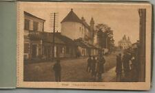 Russia, Belarus, Pinsk, Town and Street Scenes, People, 10 Old Postcards