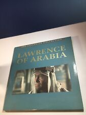 Lawrence of Arabia Criterion Widescreen Laserdisc Criterion
