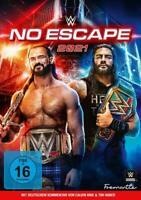 WWE: No Escape 2021 DVD NEU OVP