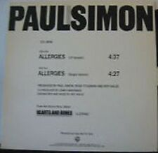 "Paul Simon Allergies  (LP Version) ,  (Single Version) US Dj 12"""