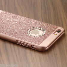 Ultra-thin Matte Glitter Bling Diamond Hard Case Cover For iPhone 6 6S Plus 5.5""