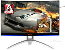 AOC AGON AG272FCX6 Gaming Monitor - has 1:1 pixel mapping feature