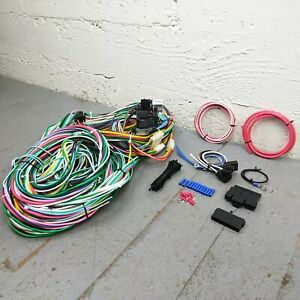 1990 - 1993 Honda Accord Wire Harness Upgrade Kit fits painless new fuse update