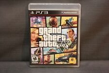 Sony Playstation 3 PS3 Grand Theft Auto V 5 GTA V Video Game