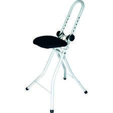 Msv- asiento de planchar 43x62x104 cm