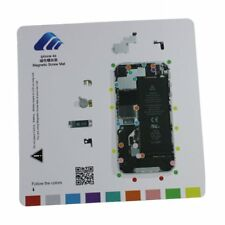 For iPhone 4S Magnetic Screw Chart Mat Repair Guide Pad Tool