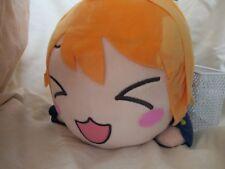 Love Live Mega Jumbo Lying Stuffed Plush 1st Grade Rin Hosihzora Japan