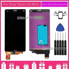 Screen For Sony Xperia Z3 Mini Compact D5803 LCD Display Touch Digitizer Black