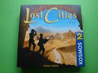 Lost Cities - Fesselnde Expedition für Zwei