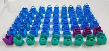 Large LOT Shopkins Empty Rubber Silicone Shopping Bags Party Favors Handles