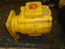 Commercial Shearing Inc. Hydraulic Pump Motor Series 25X M25X998BEVL
