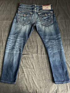 True Religion Ricky Super T Jeans W36 L34 VGC