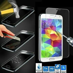 Premium TEMPERED GLASS SCREEN PROTECTOR  For Samsung Galaxy Phones