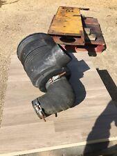INGERSOLL RAND AIR COMPRESSOR AIR FILTER HOUSING & HOSE 92821693 INC VAT