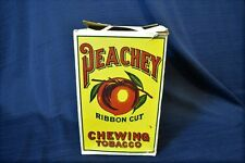 Vintage PEACHY CHEWING TOBACCO Box 12 Pack