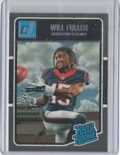2016 Donruss Rated Rookie                🚨WILL FULLER RC📈