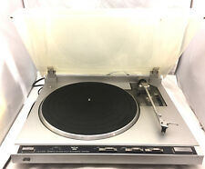 JVC QL-F300 Direct Drive Turntable Tested Working